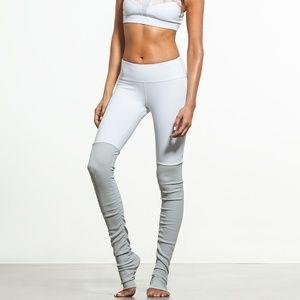 Alo Yoga Goddess Ribbed Pants